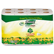 100% Premium Recycled 2-Ply Toilet Tissue, 16 Rolls per Pack - MRC1646616PK