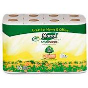 100% Premium Recycled 2-Ply Toilet Tissue, 16 Rolls per Pack - MRC1646616PK