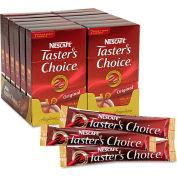 Taster's Choice Original Blend Premium Coffee Stick Pack, Regular, 0.07 oz., 84/Carton