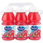 Ocean Spray Red Ruby Grapefruit Juice, Cholesterol Free, Naturally Fat Free, 10 Oz, 6/Pack
