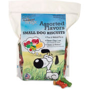 Office Snax® Doggie Biscuits, Assorted, 4 lb Bag