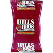 Hills Bros. Original Blend Coffee, Regular, 2.25 oz. Packets, 24/Carton