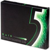 Wrigley's '5' 15 Stick Sugar-Free Gum, Spearmint, 3/Pack