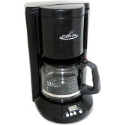 Coffee Pro CP333B - Coffee Maker, Home / Office, 12-Cup, Black