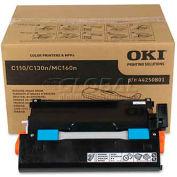 Oki® 44250801 Drum, 9600 Page-Yield, Black