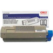 Oki® 44315304 Toner, 8,000 Page-Yield, Black