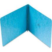 "Oxford® PressGuard Report Cover, Prong Clip, Letter, 2"" Capacity, Light Blue"