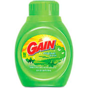 Gain® PAG12783 Liquid Laundry Detergent,Original Fresh,25oz Bottle