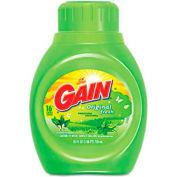 Gain® PAG12783 Liquid Laundry Detergent,Original Fresh,25oz Bottle
