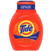 Tide® PAG13875 Acti-lift Laundry Detergent,Original,25oz Bottle