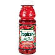 Tropicana PFY30210 - Juice, Cranberry, 15.2 Oz, 12/Carton
