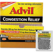Advil® Congestion Relief, 1 Pill/Pack, 50 Packs/Box