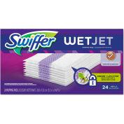 "Swiffer® WetJet System Refill Cloths 14"" x 3"", 24 Cloths/Box 4/Case - PGC08443CT"