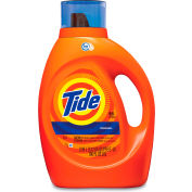 Tide HE Laundry Detergent Liquid, 100 oz. Bottle, 4 Bottles - 08886