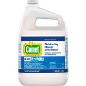 Comet® Disinfecting Cleaner w/Bleach Fresh, Gallon Bottle 1/Case - PGC24651