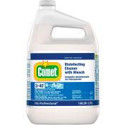 Comet® Disinfecting Cleaner w/Bleach Fresh, Gallon Bottle 1/Case - PGC24651