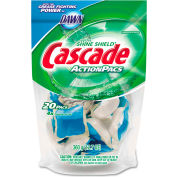 Cascade® ActionPacs Fresh Scent, 20 Pods/Reclosable Bag 5/Case - PGC41759CT