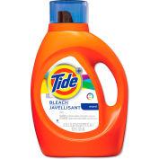 Tide Liquid Laundry Detergent plus Bleach Alternative, Original Scent, 92 oz Bottle, 4/Case - 87546