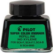 Pilot® Jumbo Refillable Permanent Marker Ink Refill, Black