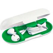 Dotz EBC38MCE Dotz Hardshell Earbud Case, Emerald