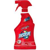 RESOLVE® Triple Oxi Advanced Trigger Carpet Cleaner, 22oz Bottle 12/Case - RAC00601CT