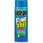 Professional EASY-OFF® Fume Free Max Oven Cleaner,Lemon,Foam,24oz Aerosol Can - RAC74017