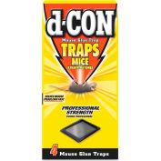 d-CON® Mouse Glue Trap, Plastic 1 Trap/Box 48/Case - RAC78642