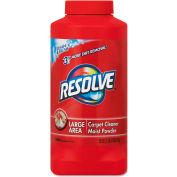 RESOLVE® Carpet Cleaner Powder, 18oz Can 6/Case - RAC81760CT