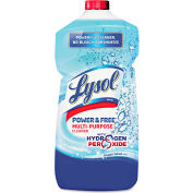 LYSOL® Power & Free Multi-Purpose Cleaner Oxygen Splash, 28oz Bottle 1/Case - RAC89083