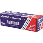 """Reynolds Wrap® Heavy Duty Aluminum Foil Roll, 12"""" x 500 Ft., Silver"""