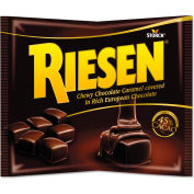 Riesen#174; Chocolate Caramel Candies, 9 oz. Bag