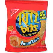Nabisco Ritz Bits, Peanut Butter, 1.5 Oz, 60/Carton