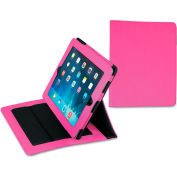 Samsill® Fashion iPad Holder for iPad Air, Debossed Pattern, Pink