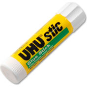 UHU® Stic Permanent Clear Application Glue Stick, .29 oz