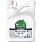 Seventh Generation® Professional Liquid Laundry Detergent, 150 oz. Bottle, 4 Bottles - 44732