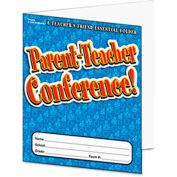 Scholastic Parent-Teacher Conference Essential Folder, PreK-5, 16 Pages, Laminated