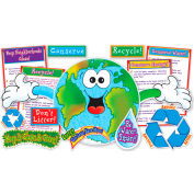 Scholastic Love Our Planet Bulletin Board Set
