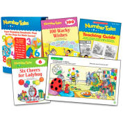 Scholastic Number Tales, 16 books/16 pages and Teaching Guide