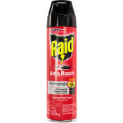 Raid® Ant and Roach Killer, 17.5 oz. Aerosol Spray, 12 Cans - 669798