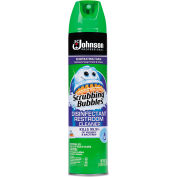 Scrubbing Bubbles® Disinfectant Restroom Cleaner, 25 oz. Aerosol Spray, 12 Cans - 682264
