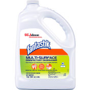 Fantastik® Multi-Surface Degreaser/Disinfectant/Sanitizer, 1 Gallon Bottle, 4 Bottles - 682269