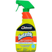 Fantastik® Multisurface Cleaner & Disinfectant, 32 oz. Trigger Spray Bottle, 12 Bt - 682274