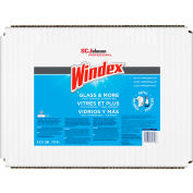 Windex® Glass Cleaner with Ammonia-D, 5 Gallon, Bag-in-Box Dispenser - 696502