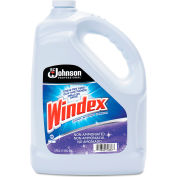 Windex Non-Ammoniated Multi Surface Cleaner, Gallon Bottle, 4 Bottles - 697262