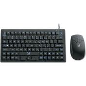 SMK-Link Electronics VersaPoint DuraKey Industrial, Medical Grade Keyboard & Mouse, USB, Black