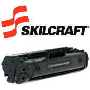 SKILCRAFT® Compatible Remanufactured C4092A, (92) Toner, 2500 Page-Yield, Black