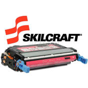 SKILCRAFT® Compatible Remanufactured Q5953A (643A) Toner, 10000 Page-Yield, Magenta