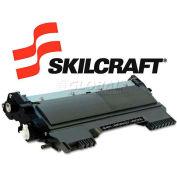 SKILCRAFT® Compatible Remanufactured High-Yld TN450 (TN450) Toner, 2600 Page-Yld, Blk