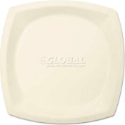 """SOLO® Cup Company Bare Eco-Forward Dinnerware, 10"""" Plate, Ivory, 125/Pack"""