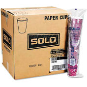 SOLO® Bistro Design Hot Drink Cups, Paper, 10 oz., 1000/Carton